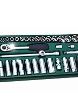 Sata 6 Winkelhülse 33 Stück Zündkerzenhülse 09902 Werkzeugsatz