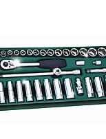 Sata 6 ângulo manga 33 peças faísca plug 09902 ferramenta kit