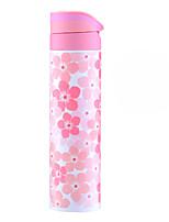 Esportivo Artigos para Bebida, 380 ml retenção de calor Dom namorado presente namorada Aço Inoxidável Suco Água Vacuum Cup Copo