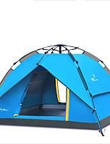 LYTOP/飞拓 3-4 человека Световой тент Двойная Складной тент Однокомнатная Палатка Алюминий ОксфордВодонепроницаемый Воздухопроницаемость