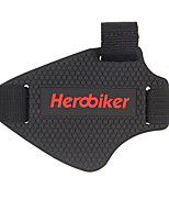 HEROBIKER Motorcycle shift gear sets hang block rubber shoes sets shift gear pad stalls shoe cover 1PCS