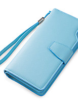Women PU Formal Casual Outdoor Office & Career Wallet All Seasons