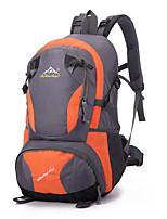 40 L Заплечный рюкзак Восхождение Спорт в свободное время Отдых и туризм Дожденепроницаемый Защита от пыли Дышащий Многофункциональный