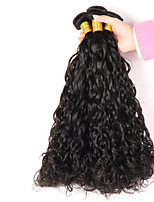 Natural Color Hair Weaves Vietnamese Texture Water Wave 12 Months 3 Pieces hair weaves