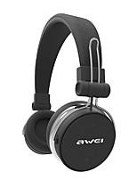Awei a700bl sport draadloze bluetooth headset passieve ruisonderdrukking high fidelity touch koptelefoon subwoofer met microfoon 3d