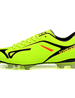 Soccer Cleats Football Boots Men's Women's Kid's Anti-Slip Breathable Performance Practise Classic Low-Top Leatherette Soccer/Football