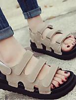 Jungen-Flache Schuhe-Lässig-PU-Flacher Absatz-Komfort-
