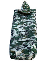 Спальный мешок Кокон Односпальный комплект (Ш 150 x Д 200 см) 0 Пористый хлопок75 Пешеходный туризм Походы Сохраняет тепло Переносной