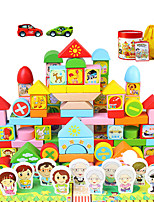 Baby early childhood building blocks wooden age 1-2 years old 3-4-6 year old boys girls baby children educational toys