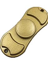 Toupies Fidget Spinner à main Jouets Deux Spinner Métal EDCSoulagement de stress et l'anxiété Jouets de bureau Soulage ADD, TDAH,