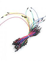 Breadboard jumper fio fios kit para eletrônicos diy