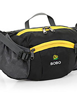 15 L Waist Bag/Waistpack Camping & Hiking Climbing Leisure Sports Rain-Proof Dust Proof Breathable Multifunctional