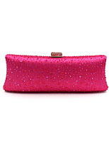 L.WEST Woman Fashion Luxury High-grade Diamdons Evening Bag
