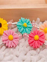 Dog Hair Accessories Dog Clothes Summer Solid Cute Rainbow
