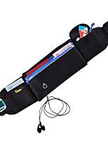 3 L Hüfttaschen Camping & Wandern Klettern Legere Sport Wasserdicht Staubdicht tragbar Multifunktions