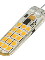 Marsing G4 30-2835 SMD 4W 400lm  Warm White/Cold White Light Bulb Lamp AC/DC12V(1pcs)