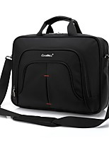 Saco do caderno do saco de ombro da bolsa do portátil de 15.6 polegadas para o dell / hp / lenovo / sony / acer / superfície etc.