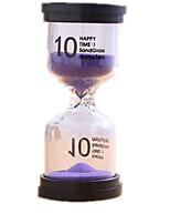 Игрушки Для мальчиков Развивающие игрушки Песочные часы Цилиндрическая Пластик Стекло