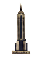 Brinquedos Modelo e Blocos de Construção Construções Famosas Metal