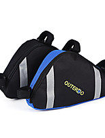5 L Bike Frame Bag Climbing Leisure Sports Camping & Hiking Rain-Proof Dust Proof Breathable Multifunctional