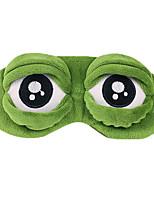 Viagem Máscara de Dormir Descanso em Viagens Respirabilidade Portátil Proteção Solar Sem Eletricidade Estática Dobrável Plástico Tecido
