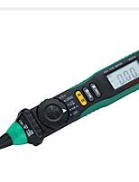 Ms8211d multímetro digital de precisión tipo de lápiz medidor de gama automática lcd pantalla dmm multitester profesional probador de