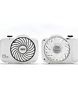 Caméra mini ventilateur f5 personnalité créative charge usb portables portable micro muet petit ventilateur