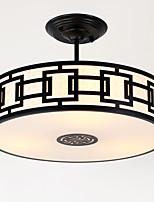Takplafond ,  Moderne / Nutidig Traditionel / Klassisk Vintage Rustikk Maleri Trekk for Mini Stil MetallStue Soverom Spisestue