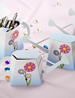 12 Piece/Set Favor Holder - Creative Card Paper Favor Boxes Non-personalised 13.2 x 3.2 x 6 cm/pcs