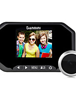 Danmini  3.0Inch Taking Picture And Video Recording Color Screen Peephole Viewer