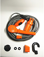 Car car orange shower 12V electric convenient outdoor shower easy washing machine