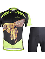 Paladin Sport Men  Cycling Jersey  Shorts Suit DT737The hornets