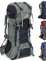 60L L Путешествия Вещевой Организатор путешествий рюкзак Заплечный рюкзак Походные рюкзаки Отдыхитуризм Охота ПутешествияНа открытом