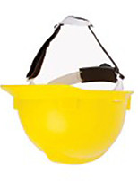 Hongyuan / maintien casque de sécurité haut de gamme rouge jaune orange trois séries