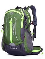 38 L Rucksack Camping & Wandern Klettern Legere Sport Wasserdicht tragbar Multifunktions Atmungsaktiv
