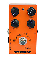 Caline CP-18 Orange Burst Overdrive Pre AMP Electric Guitar Effect Pedal