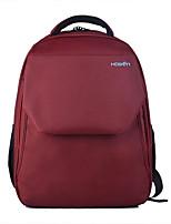 Hosen hs-320 15 polegadas computador laptop saco impermeável impermeável saco de ombro de nylon respirável para ipad / notebook / ablet pc