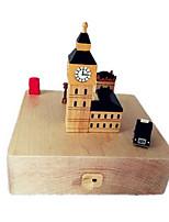 Spieluhr Berühmte Gebäude Freizeit Hobbys Holz keine Angaben