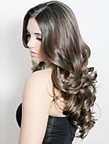Corpo onda cabelo humano perucas de renda 100% remy cabelo wigss de renda cheia para mulheres