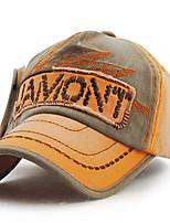 Unisexe Rétro Décontracté Coton Casquette de Baseball Chapeau de soleil,Couleur Pleine Eté Toutes les Saisons