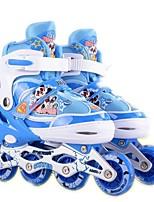 Kinder Inline-Skates Atmungsaktiv Komfortabel Blau/Rote/Rosa