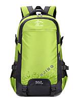 35 L Rucksack Camping & Wandern Klettern Legere Sport Wasserdicht tragbar Multifunktions Atmungsaktiv