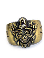Inspired by Cosplay Son Goku Anime Glory Of The King Ring Golden Alloy I.D 19MM