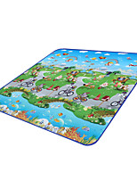 Picnic Pad Heat Insulation Moistureproof/Moisture Permeability Camping Traveling Outdoor Indoor EVA