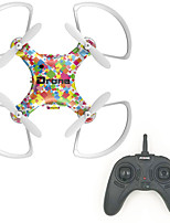 K700 2.4G 4CH RC Quadcopter with Headless Mode One Key Return Mini Drone RC Helicopter Remote Control Toy for Kids