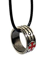 Altri accessori Ispirato da Connor Anime/Videogiochi Accessori Cosplay Collane Argento Lega