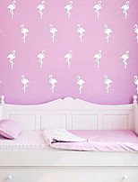 15pcs per Set Animals Wall Stickers Plane Wall Stickers Decorative Wall StickersVinyl Material Home Decoration Wall Decal