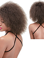 Curly Wigs Synthetic Heat Resistant  Afro Kinky Curly None Lace Front Wig African American Short Wigs For Women