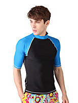 Sports Men's Wetsuit Top Breathable Quick Dry Neoprene Diving Suit Long Sleeve Tops-Diving Spring Summer Fashion
