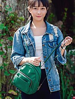 Women Cotton Casual Backpack All Seasons
